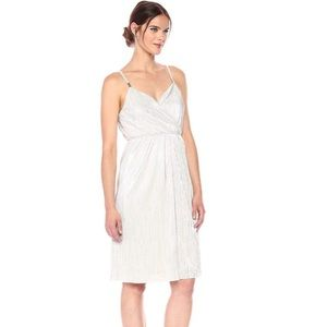 COPY - New Women's Guess Pleated Satin Slip Dress…